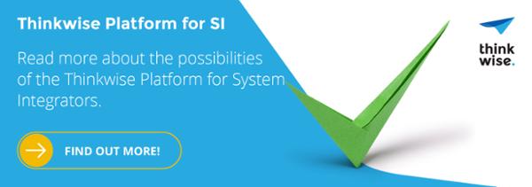 Thinkwise Platform for SI