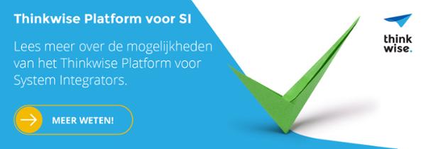 Thinkwise Platform voor SI