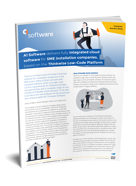 Customer case A1 Software